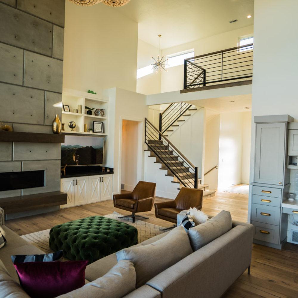 Grand Island Living Room