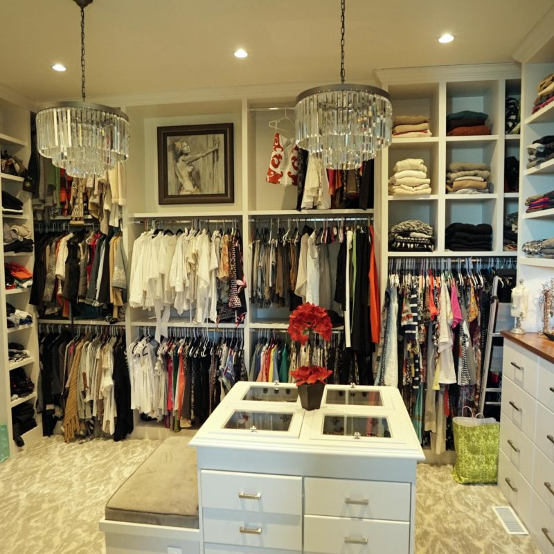 Devonshire Closet