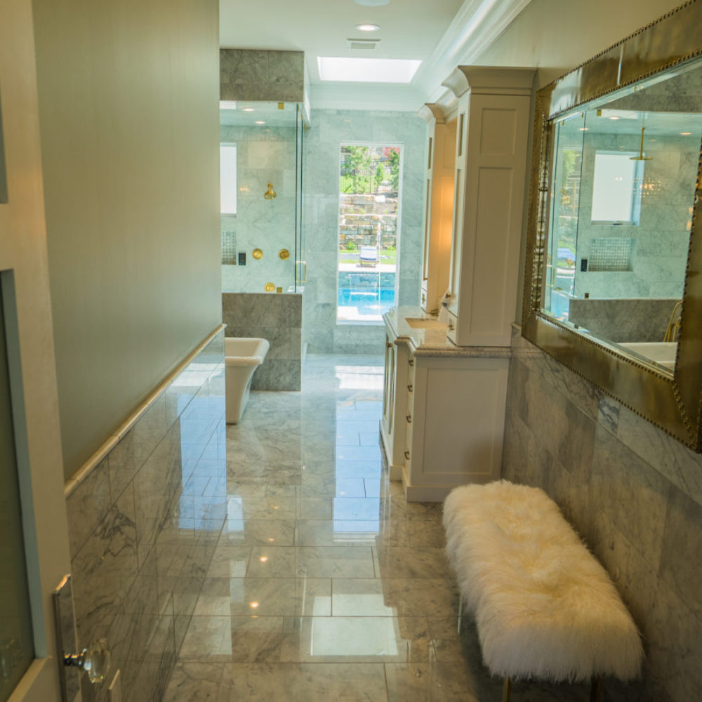 Bedford Master Bathroom